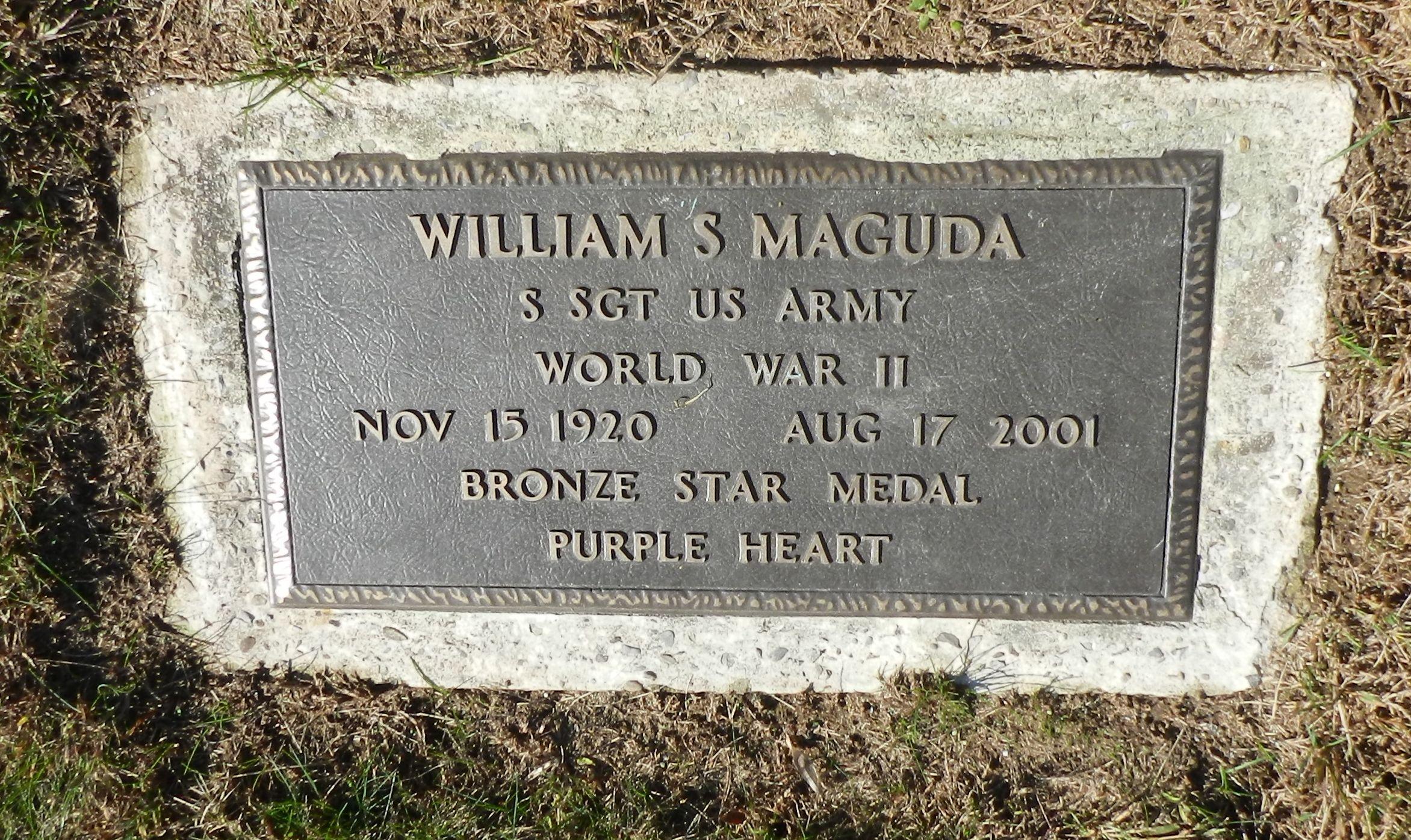 William S. Maguda