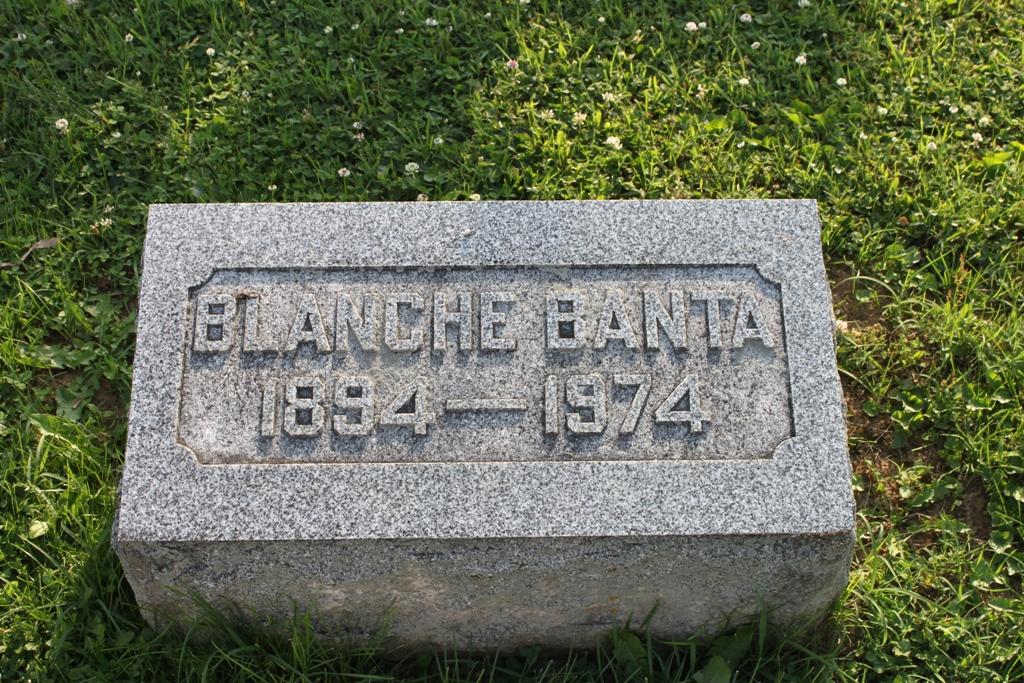 Blanche Banta