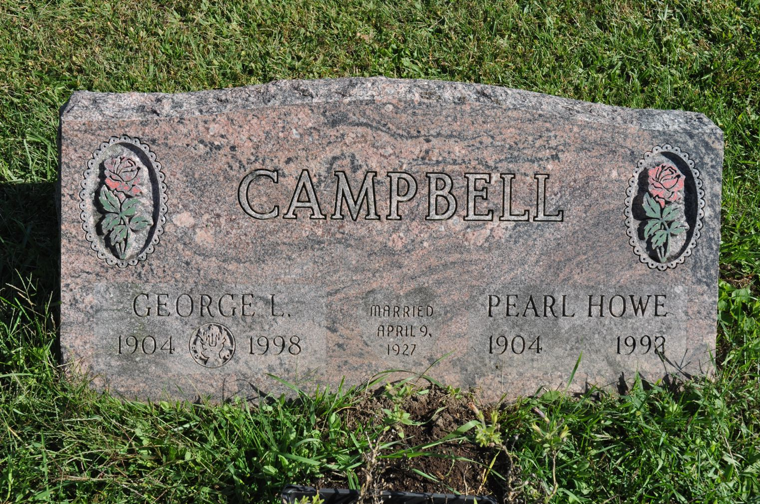 George L. Campbell