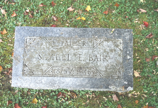 Samuel Elmer Bair