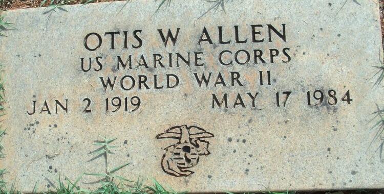 Otis W. Allen