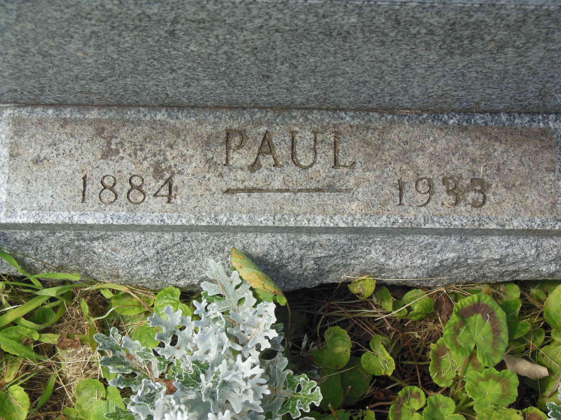 Paul Apostolo