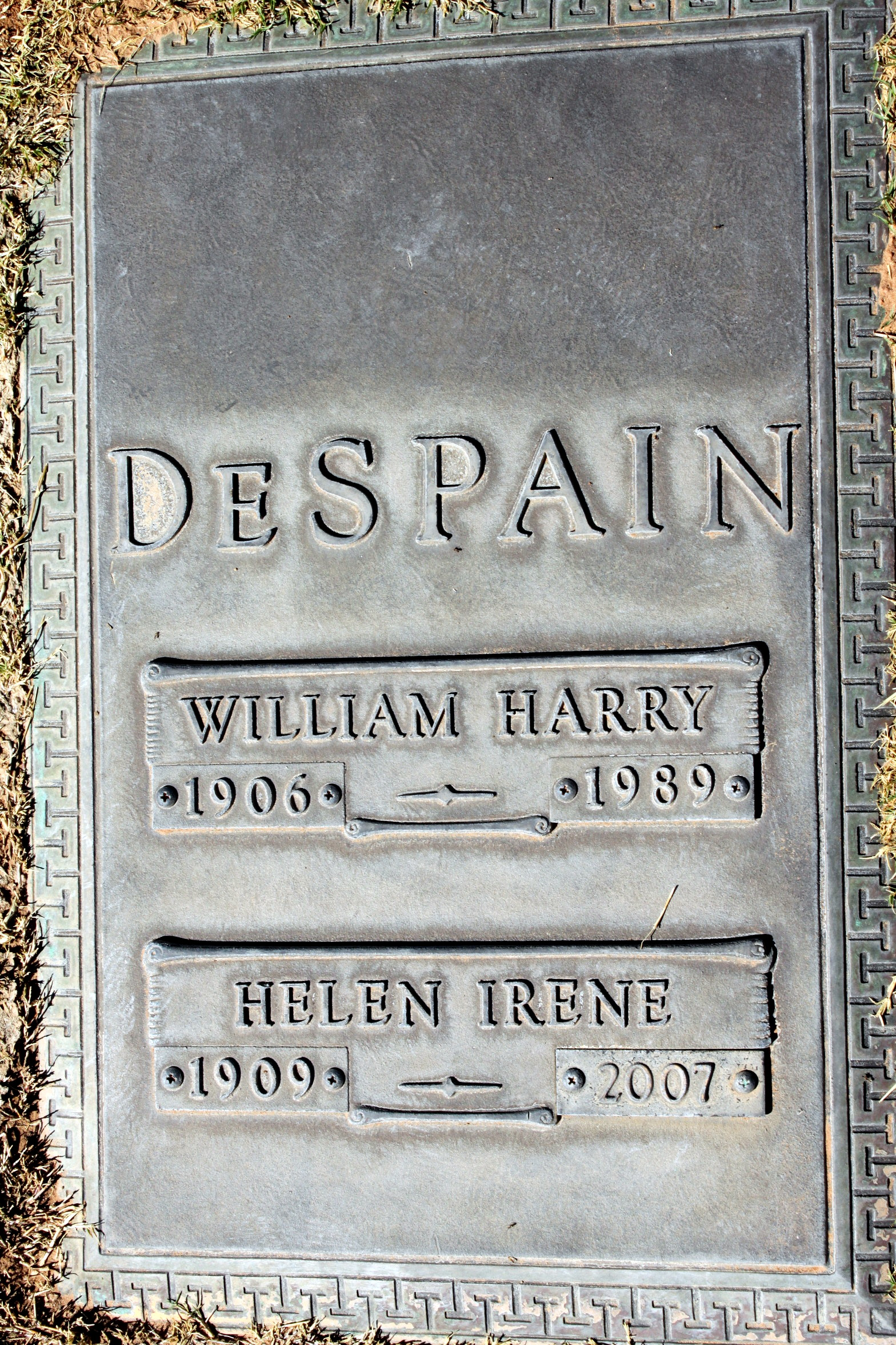 Helen <i>Scott</i> DeSpain