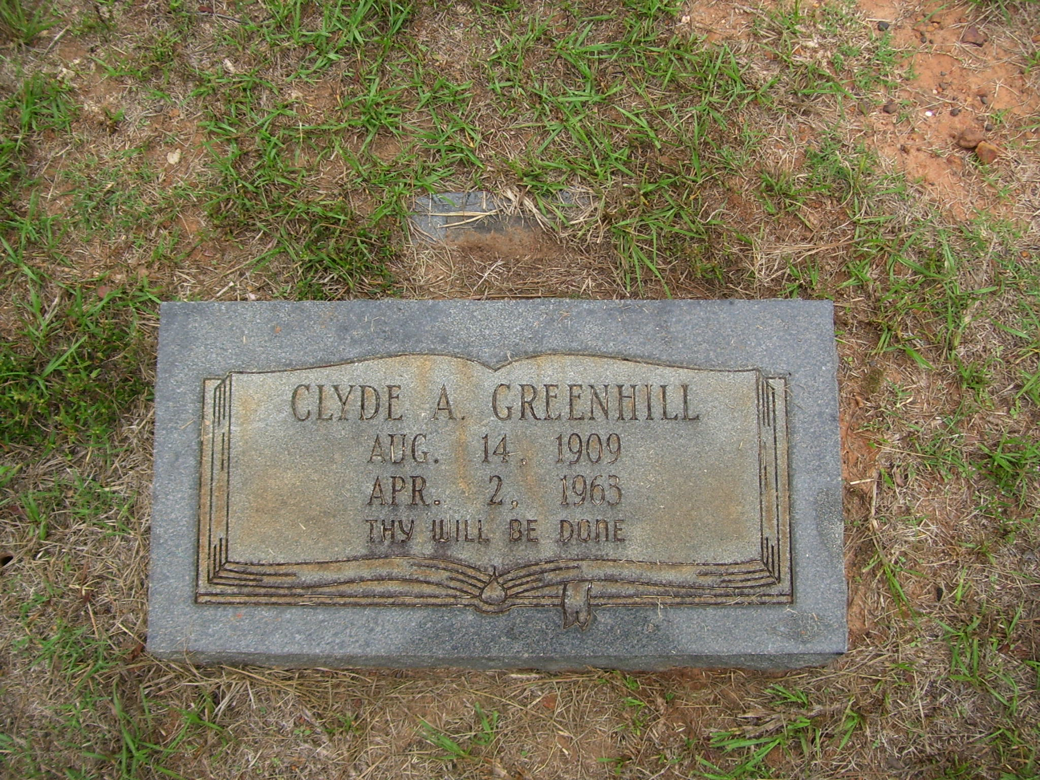 Clyde Atkins Greenhill