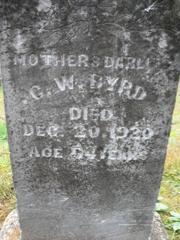 G. W. Byrd