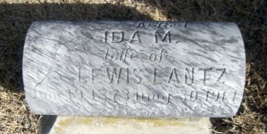 Mary Ida Ida Mae <i>Bell</i> Lantz