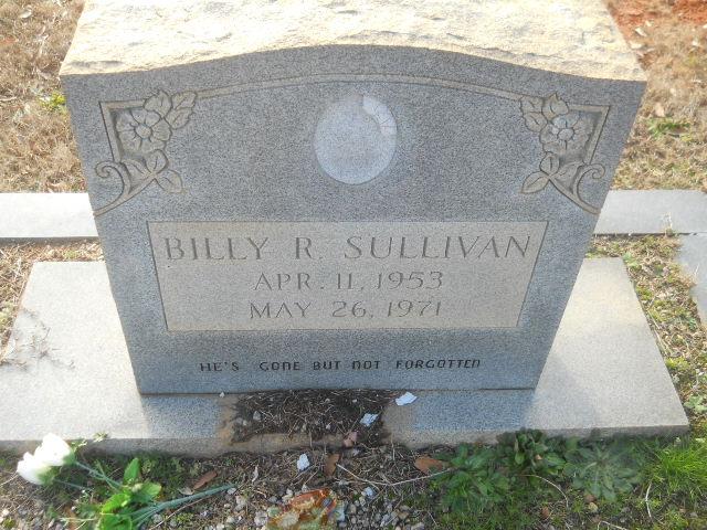 Billy R Sullivan