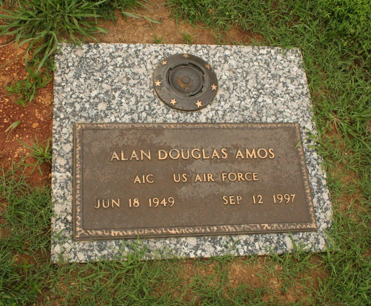 Alan Douglas Amos
