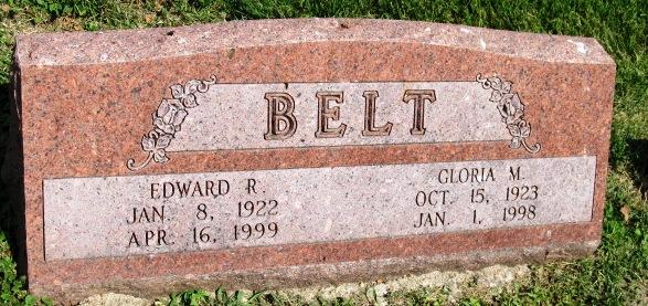 Gloria M. Belt