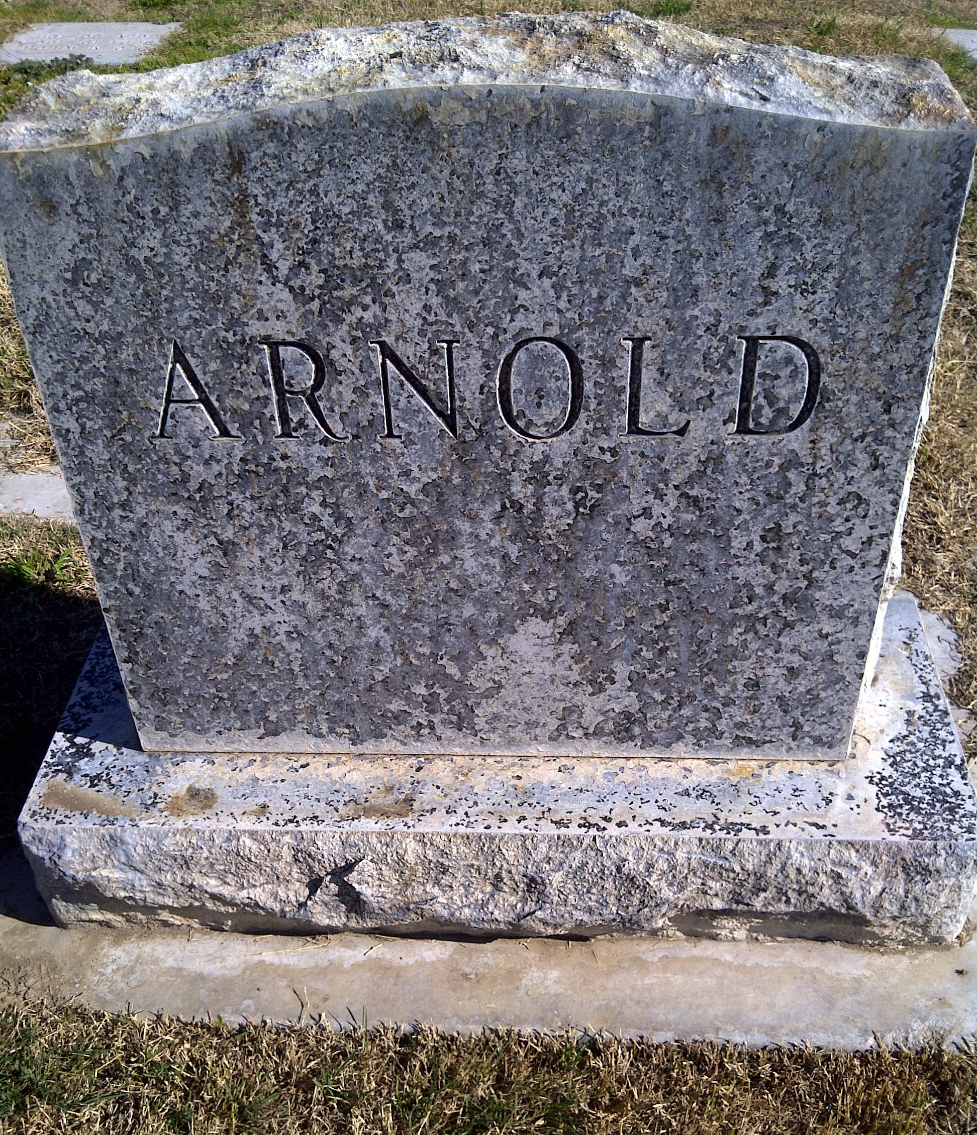 Harry Franklin Arnold