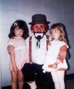 Russell Glenn Blinky the Clown Scott