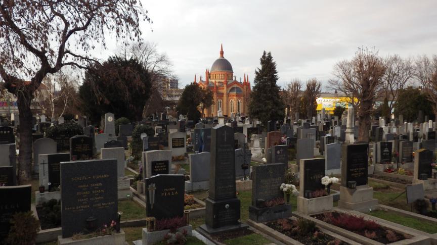 Evangelischer Friedhof Matzleinsdorf In Vienna Vienna Wien Find