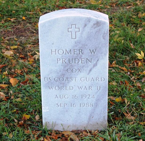 Homer William Pruden