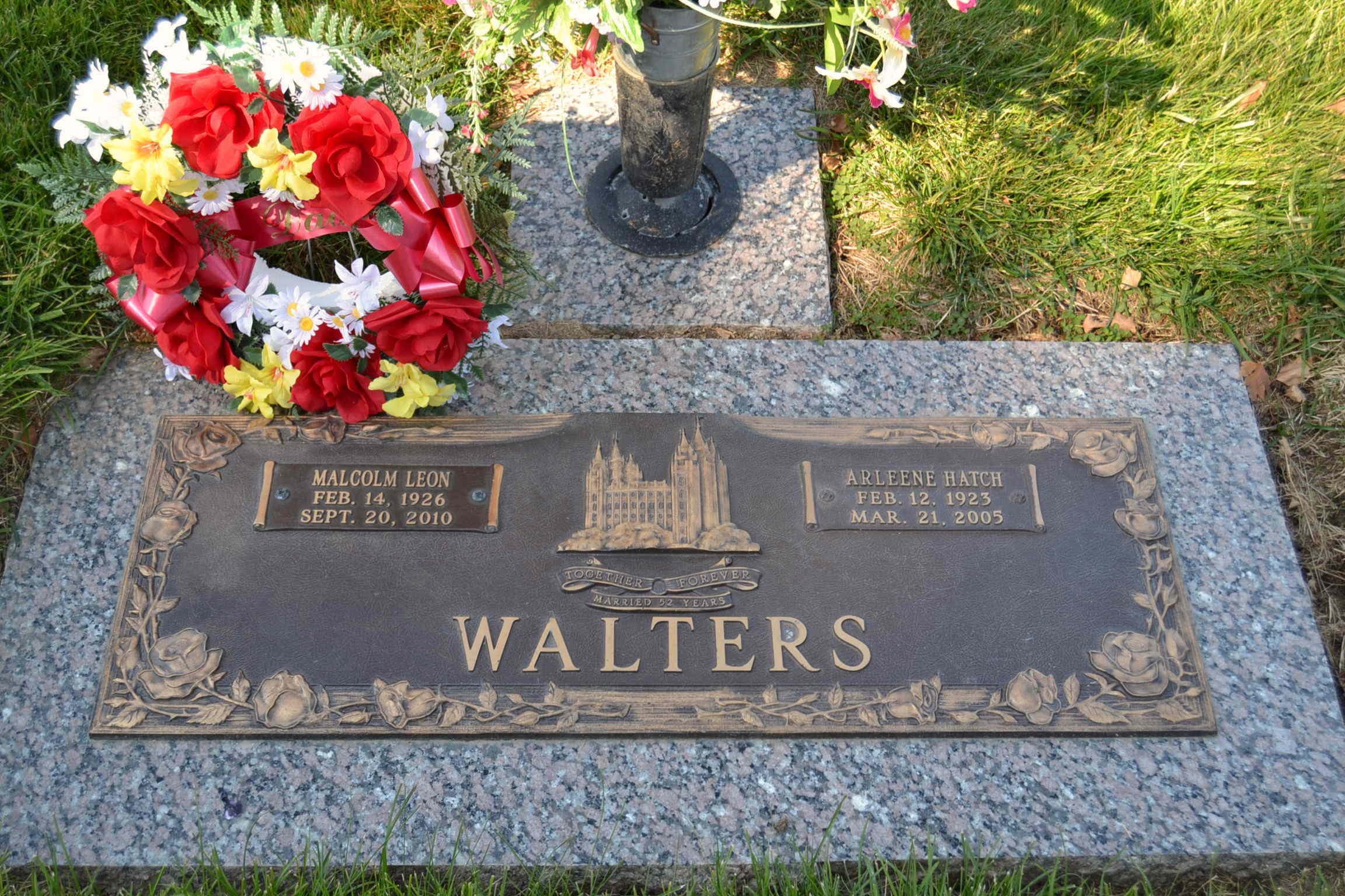 Arleene <i>Hatch</i> Walters