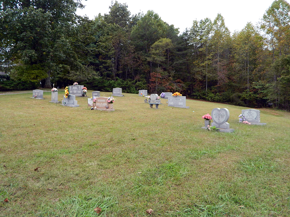 Blackwater Community Church Cemetery