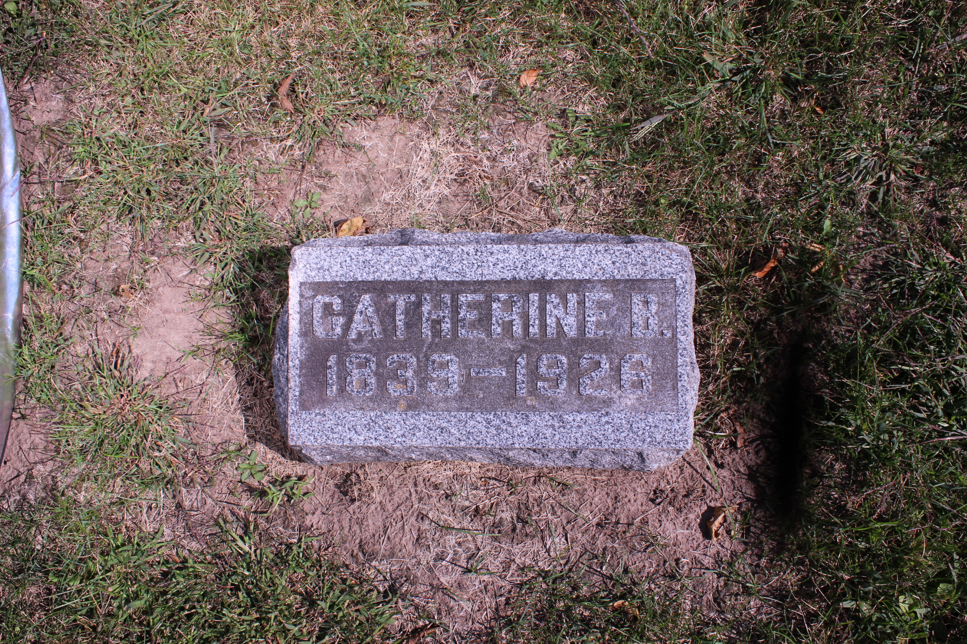 Catherine <i>Blue</i> Ackerman