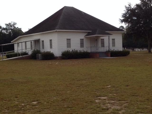 Ash Branch Baptist Church Cemetery