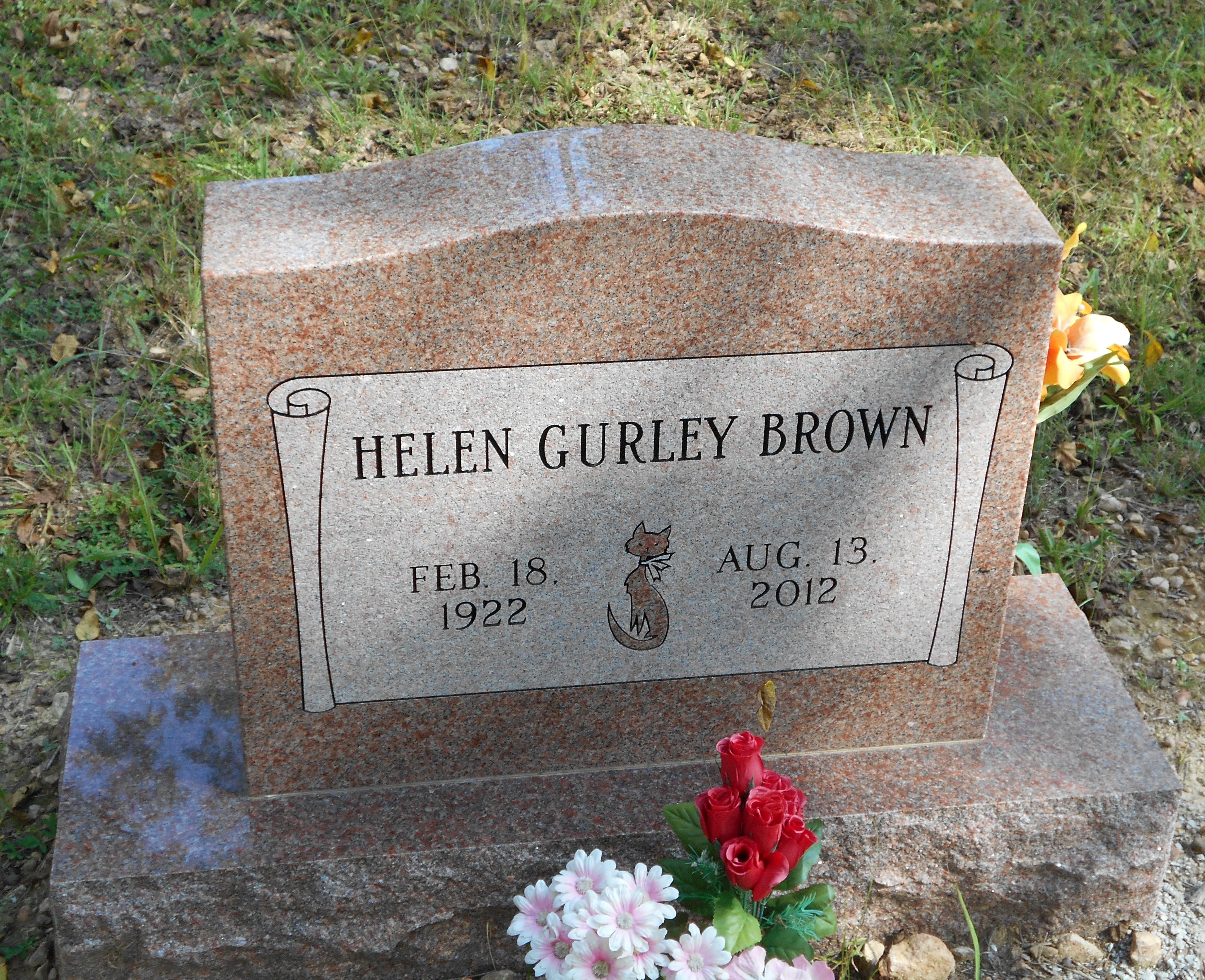 Helen <i>Gurley</i> Brown