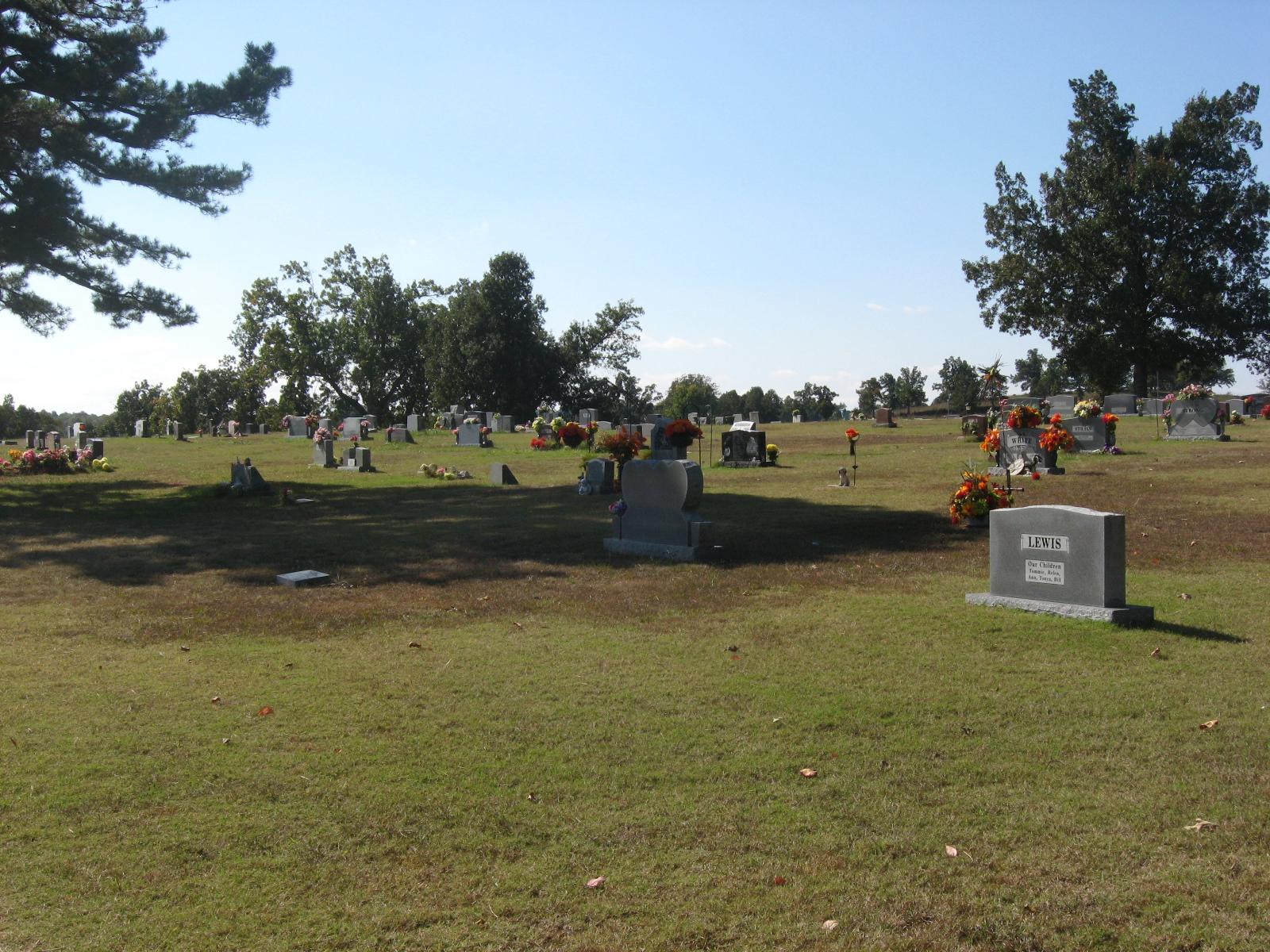Howards Ridge Cemetery
