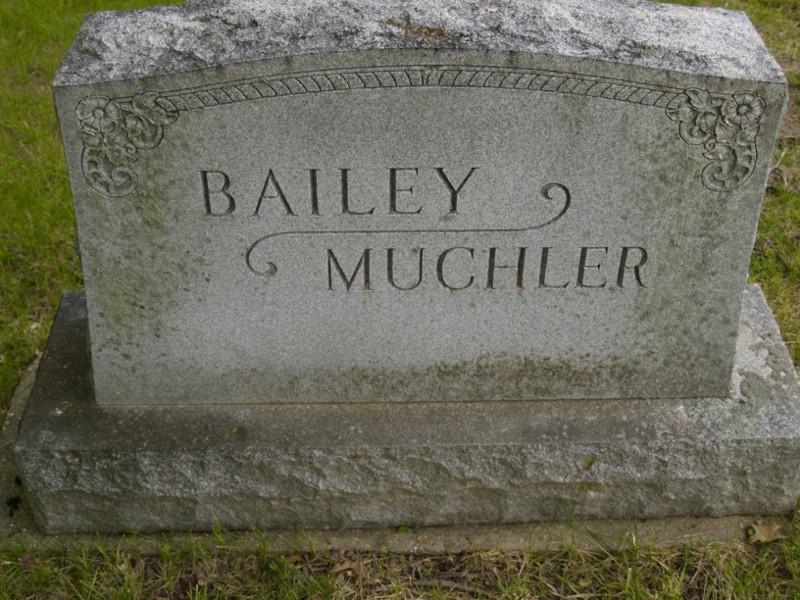 Edith D <i>Totten</i> Bailey