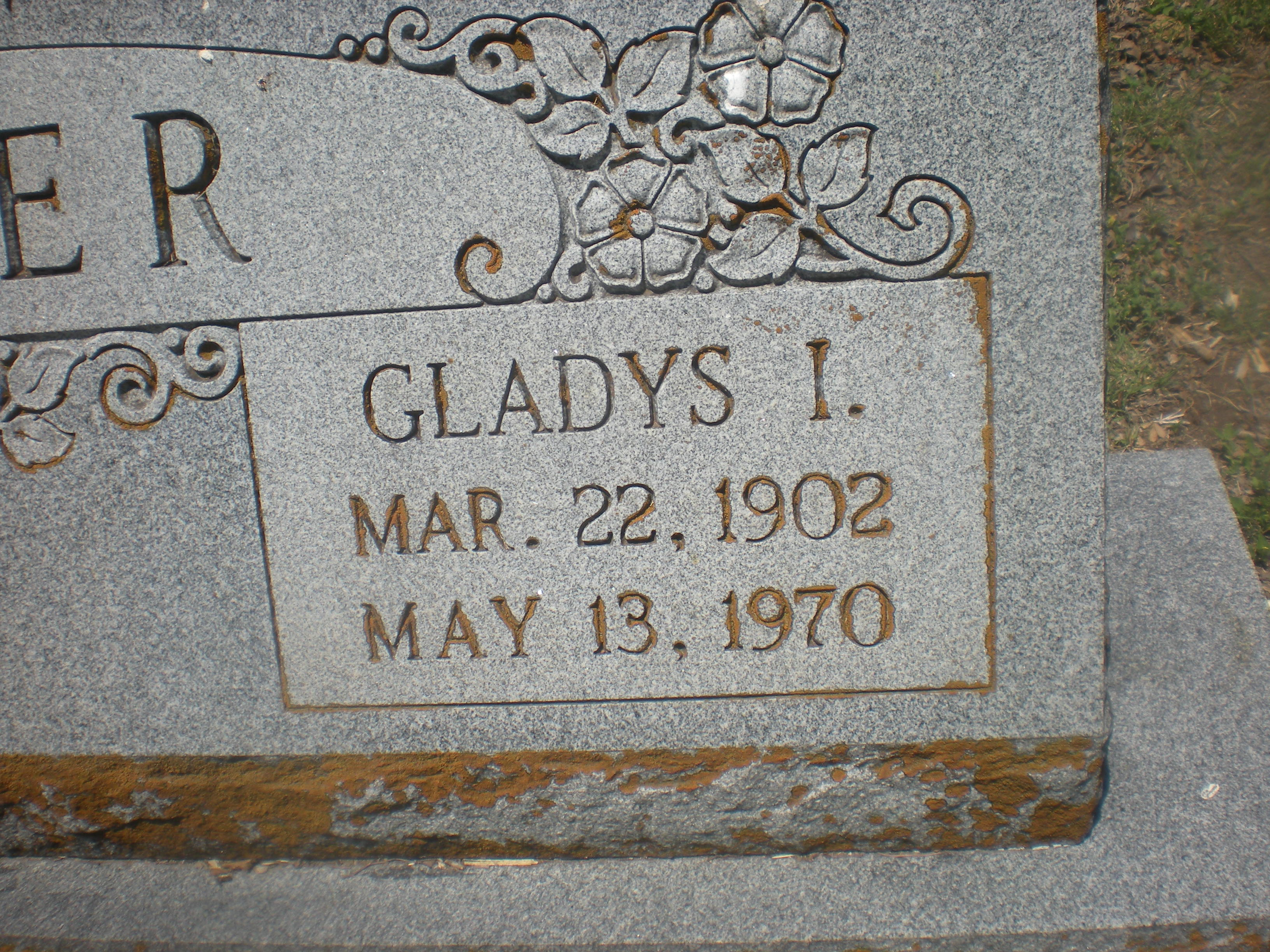 Gladys Adler