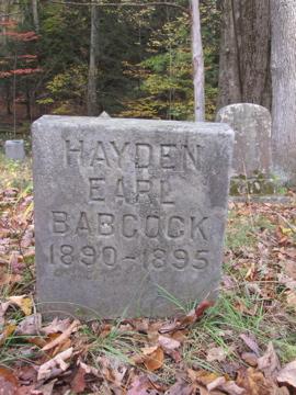 Hayden Earl Babcock