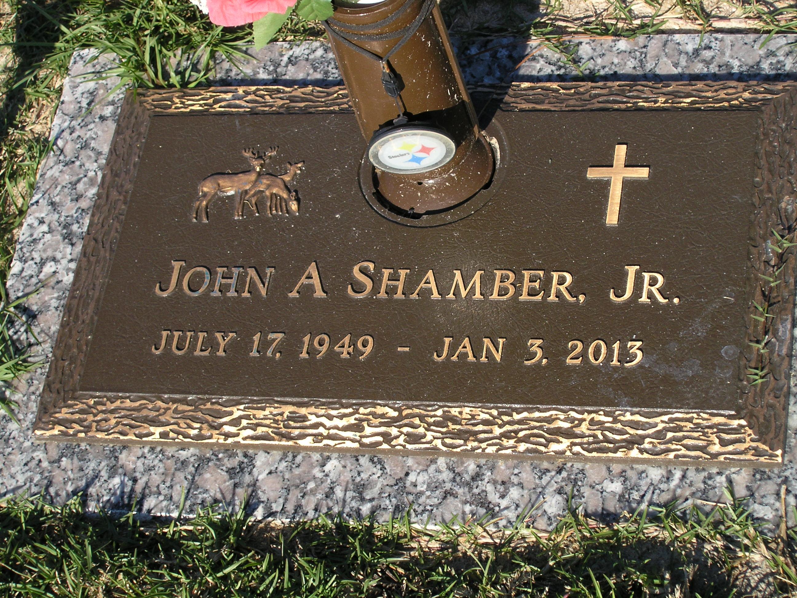 John A. Shamber, Jr (1949-2013) - Find A Grave Memorial