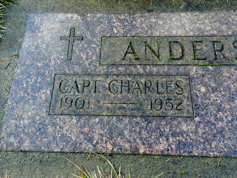 Charles Gustof Anderson