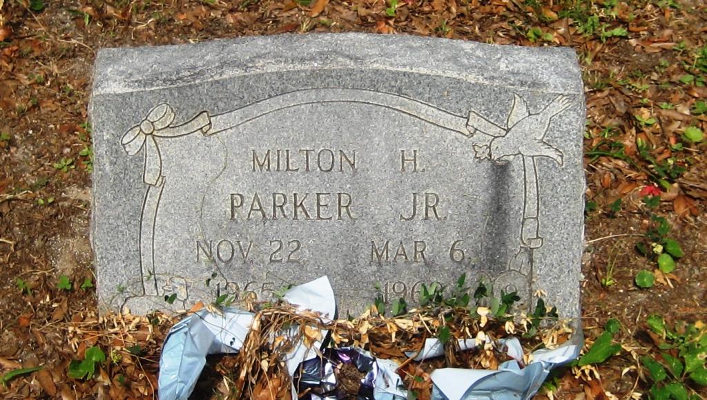 Milton Henry Parker, Jr
