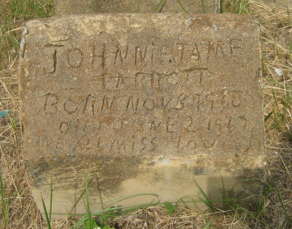 Johnnie James Parrott