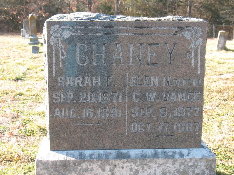 Sarah E Chaney