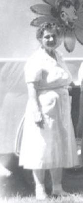 Ruth Elizabeth <i>Hysell</i> Adams