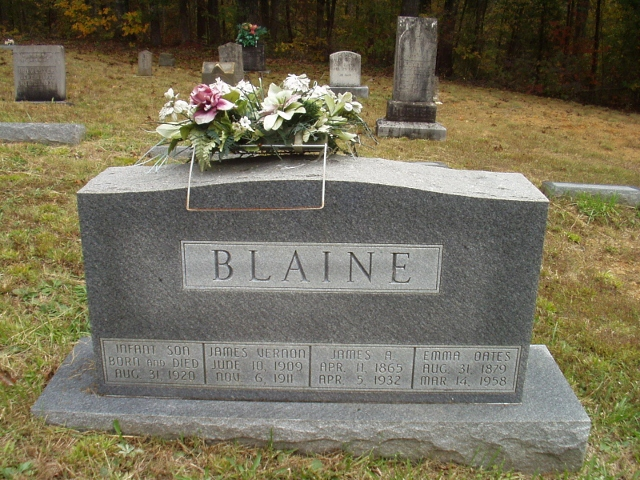 James Alexander Blaine
