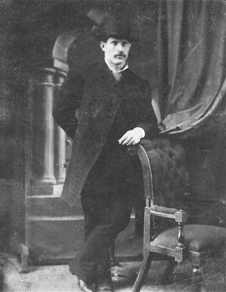 John M Johannes Mueth