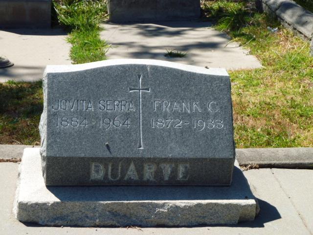 Jovita <i>Serra</i> Duarte