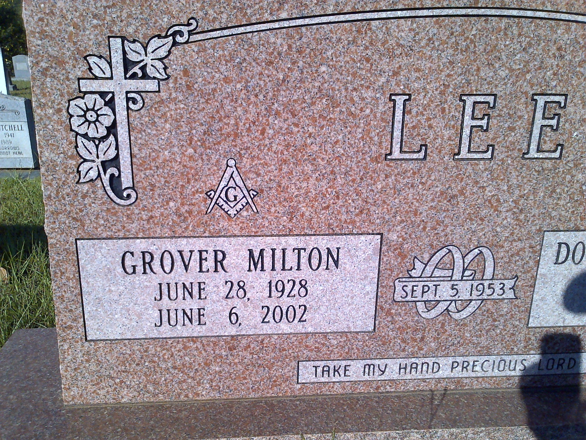 Grover Milton Lee