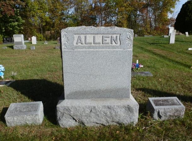 Elvira <i>Garrison</i> Allen