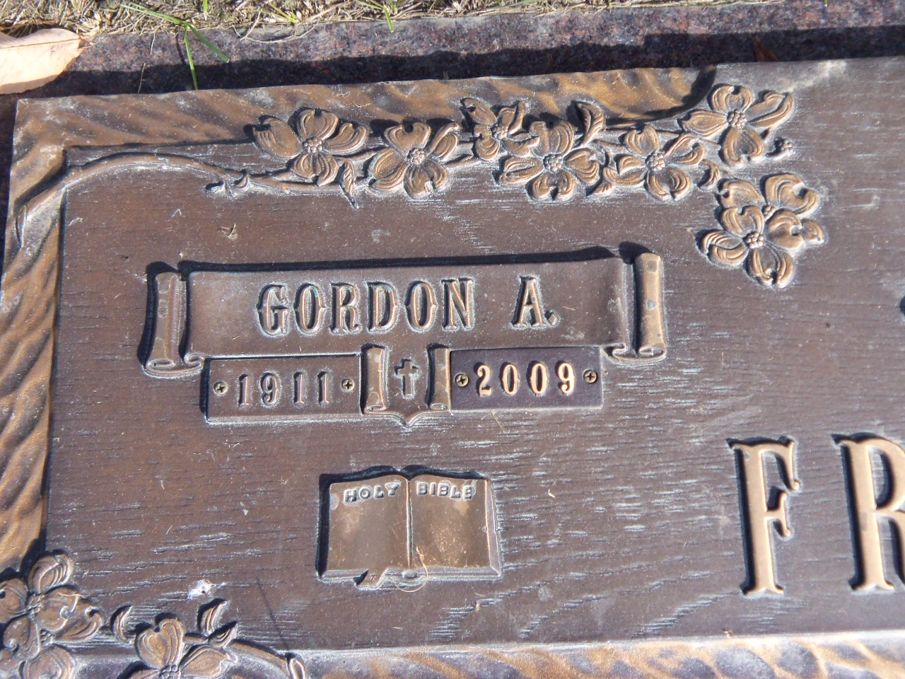Gordon Ashton France
