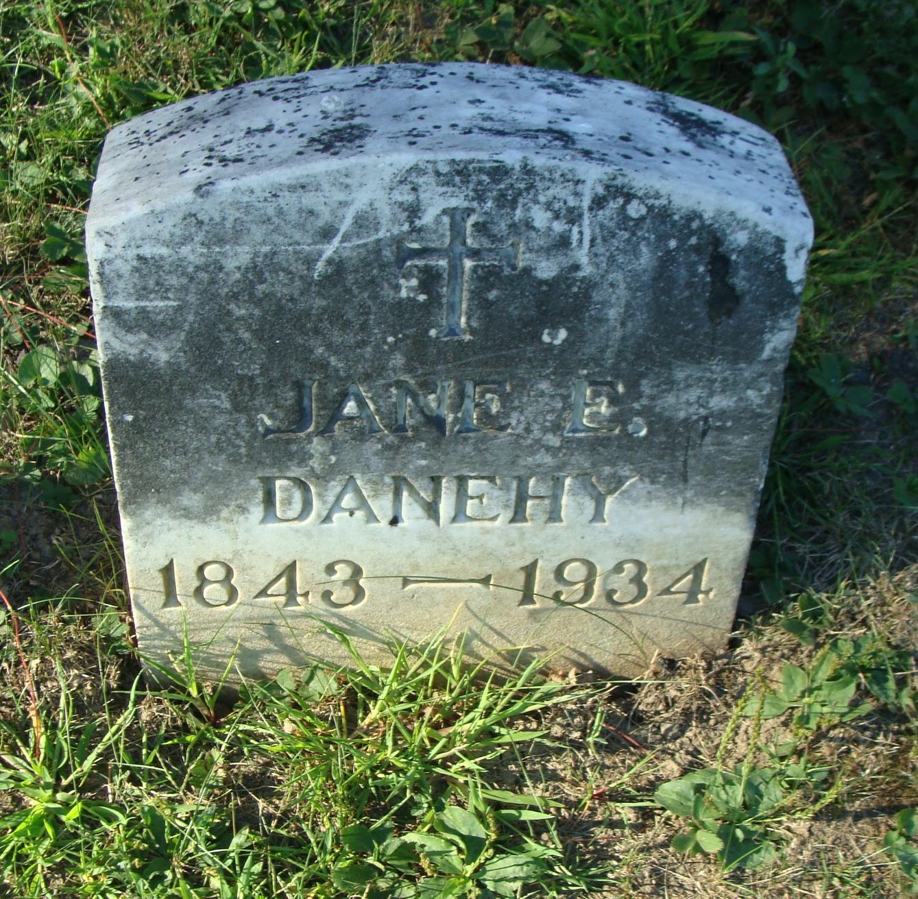 Jane Elizabeth <i>Donahoe</i> Danehy