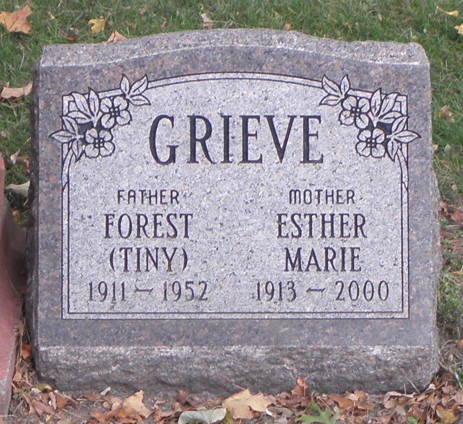Forest Odell Tiny Grieve