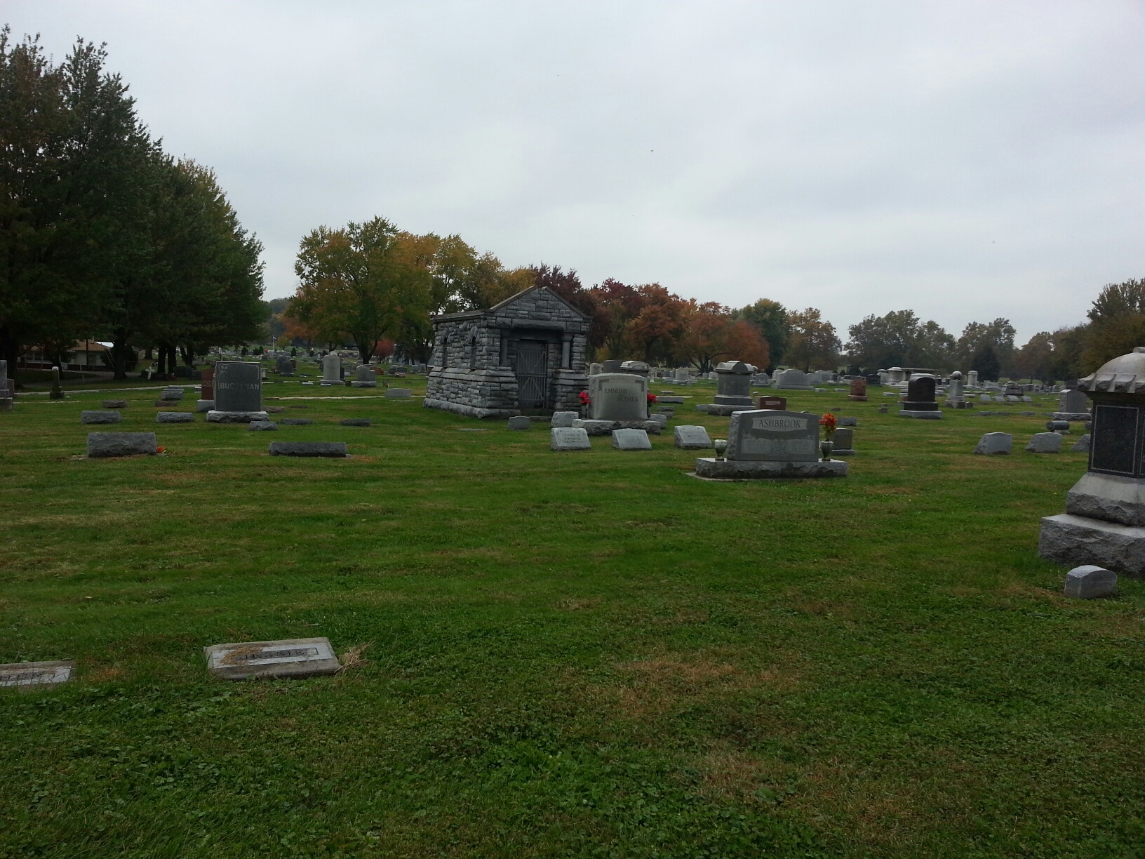 Lawrenceville City Cemetery