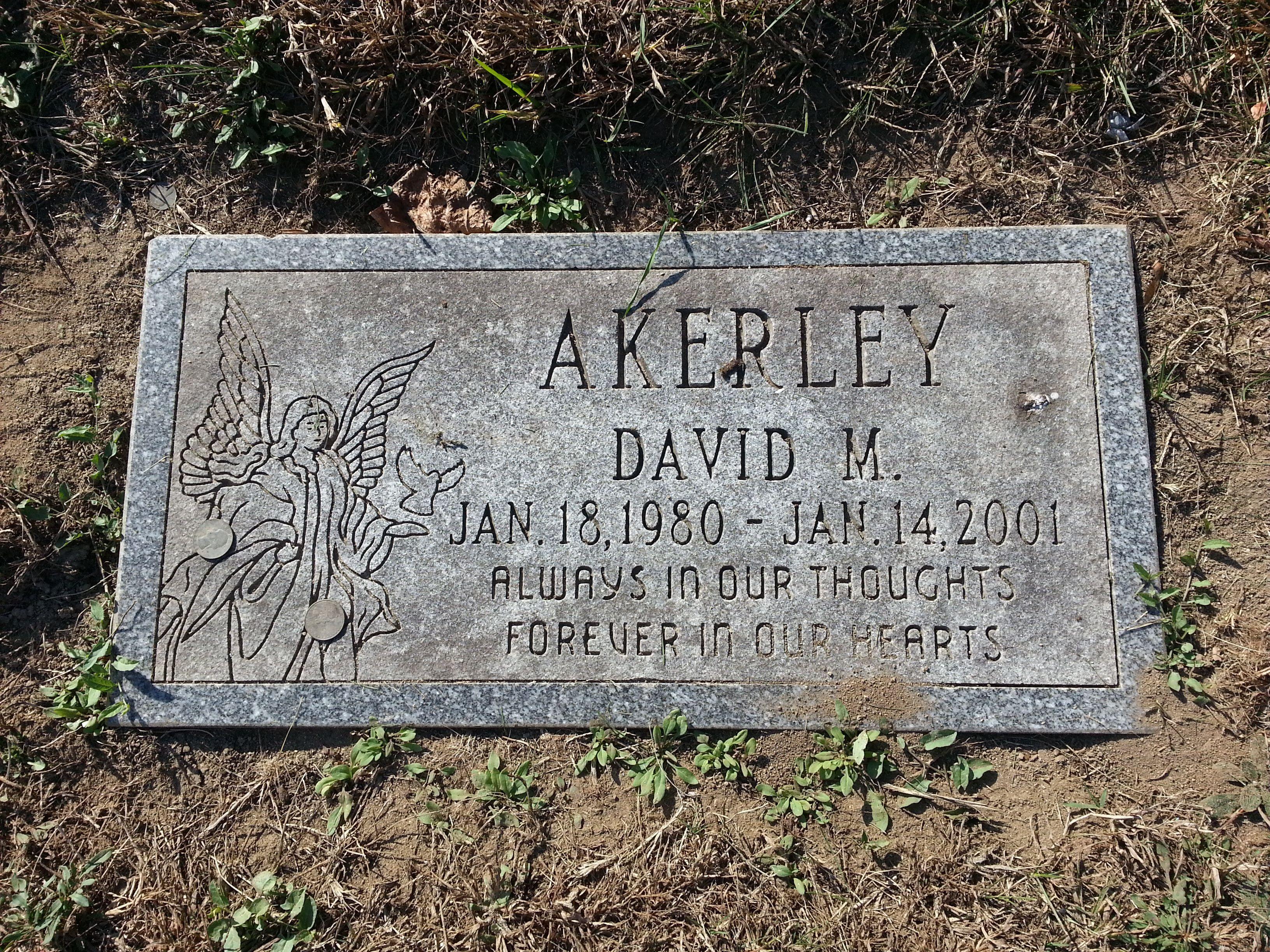 David M. Akerley