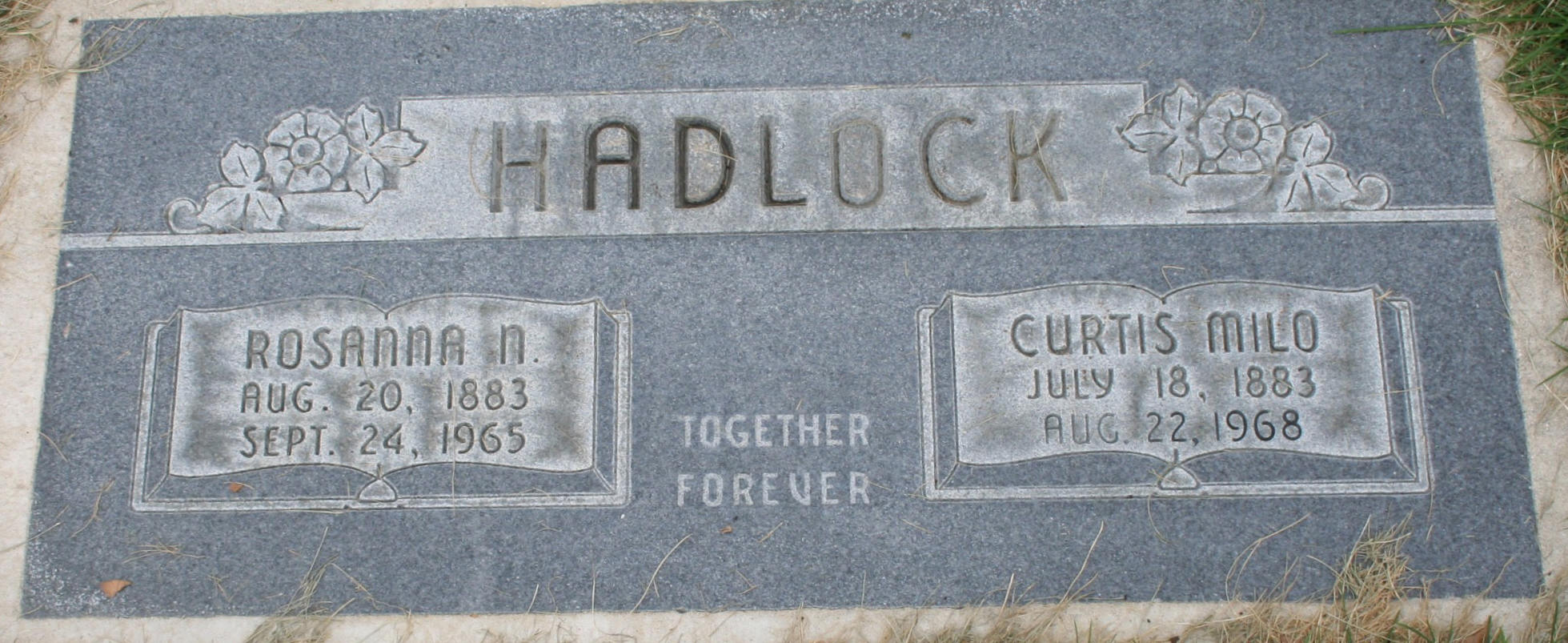Curtis Milo Hadlock