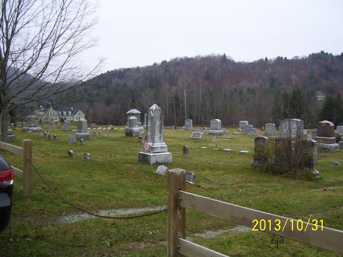 Prosper Cemetery
