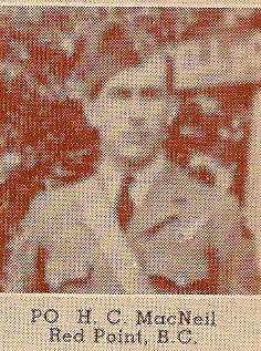 Hugh Columba Macneil (Unknown-1943) - Find A Grave Memorial