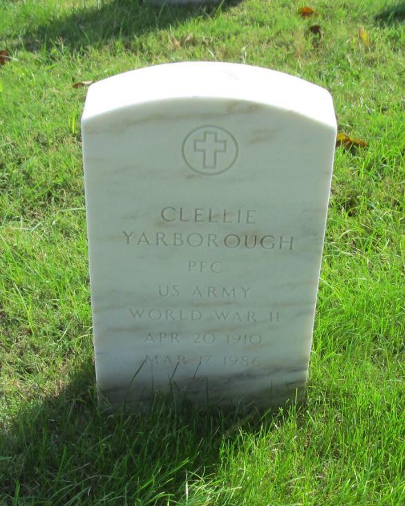 Clellie Yarborough