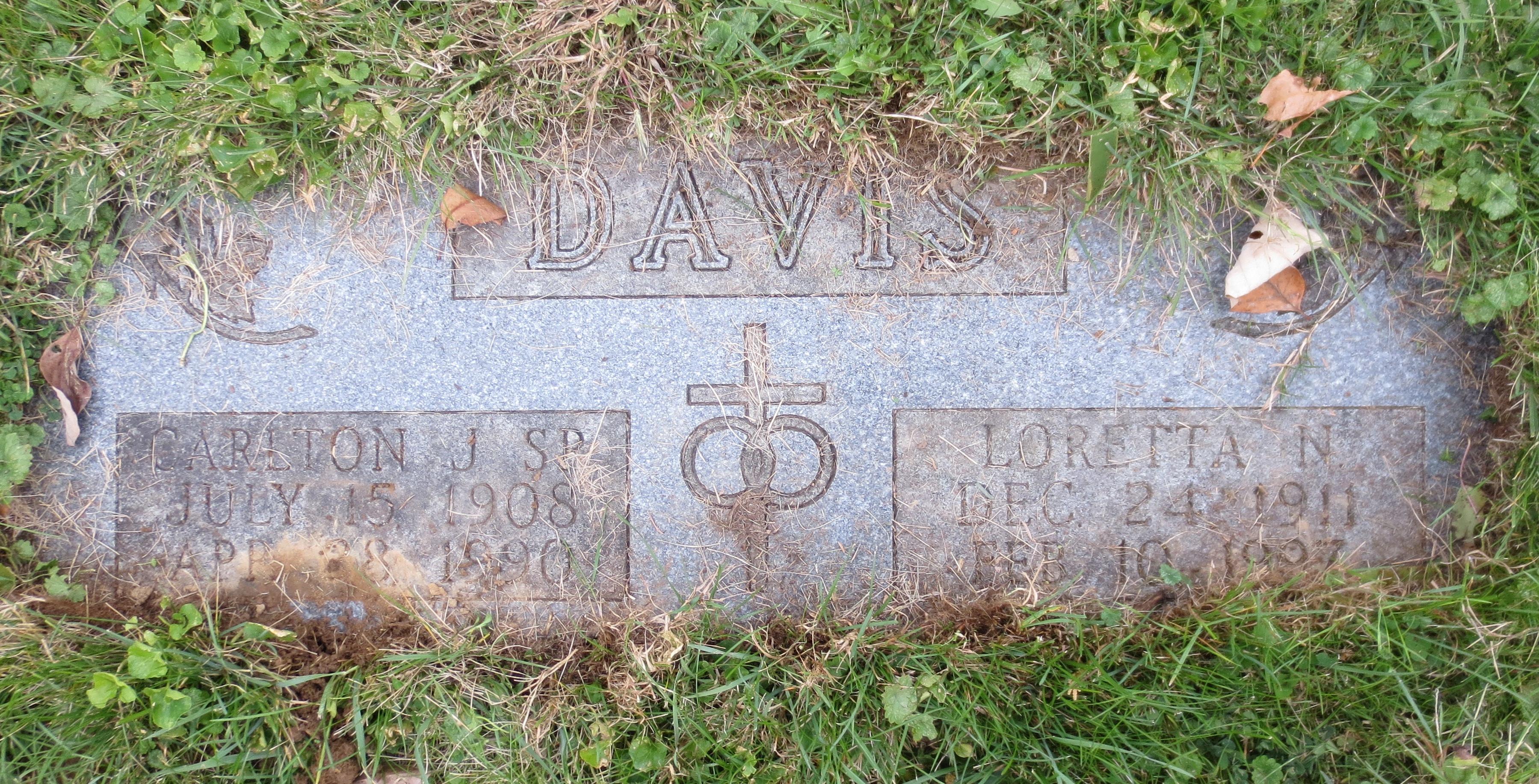 Loretta Noel <i>Lagasse</i> Davis