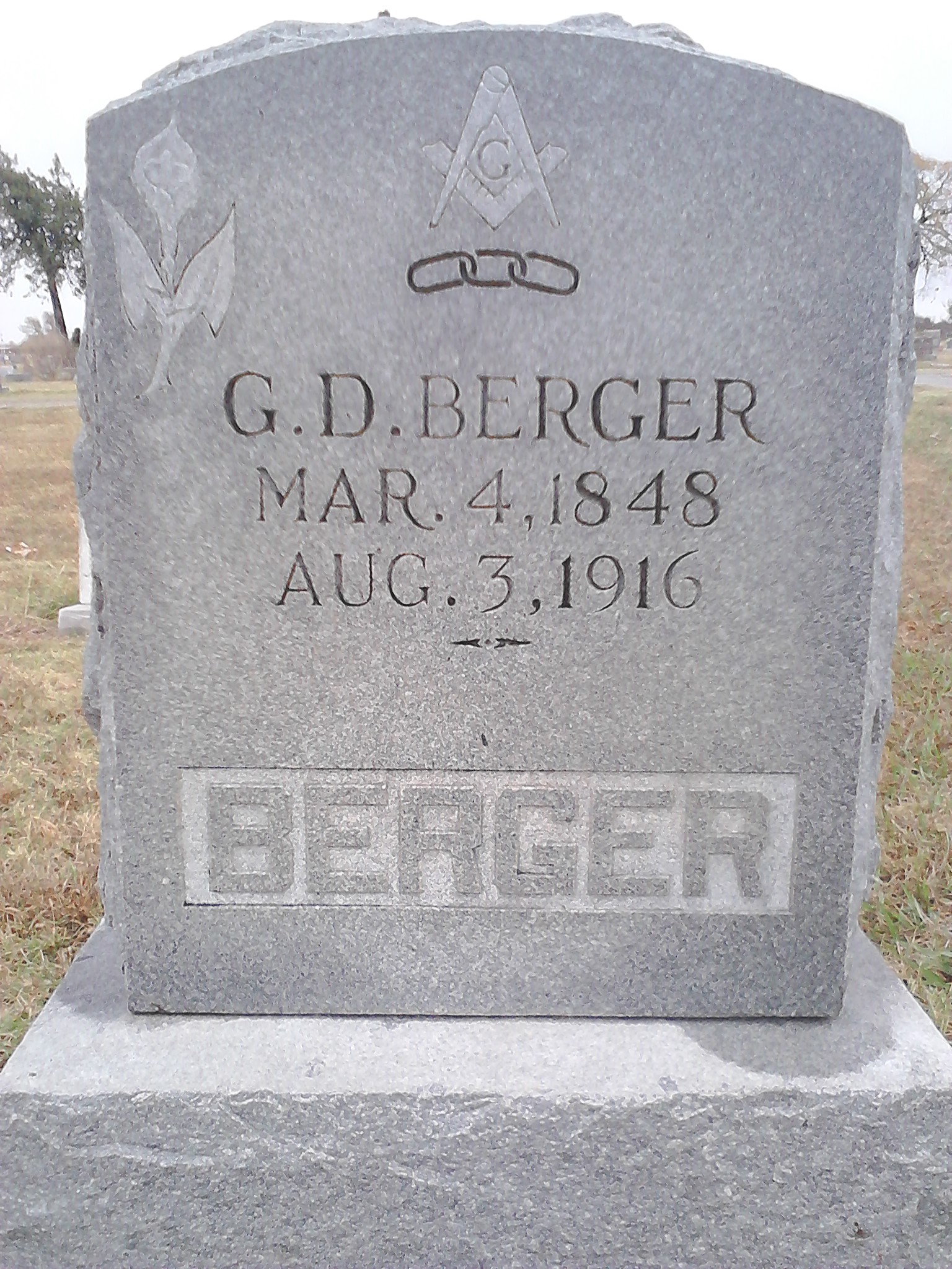 George Darius Berger