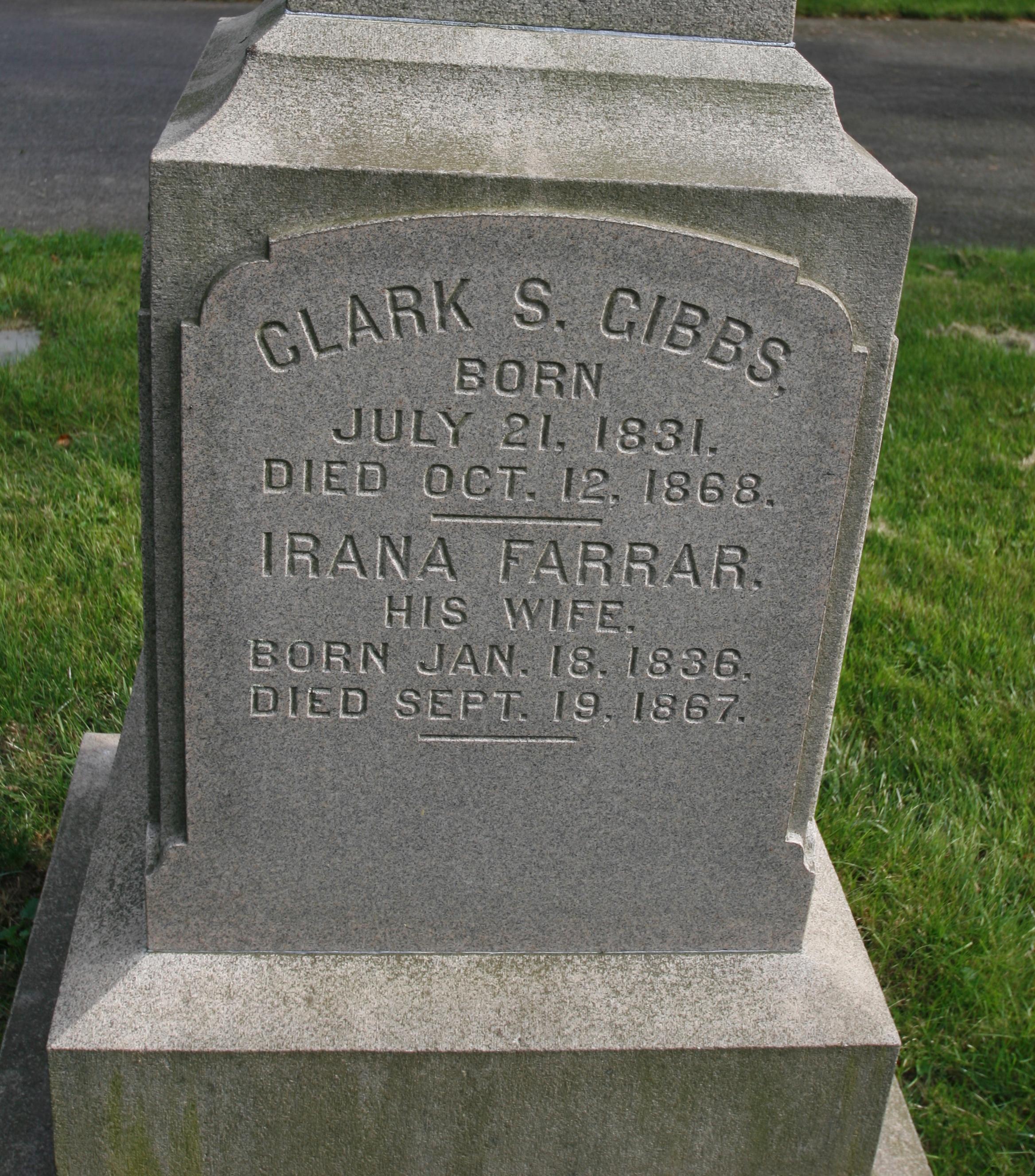 Clark Swift Gibbs