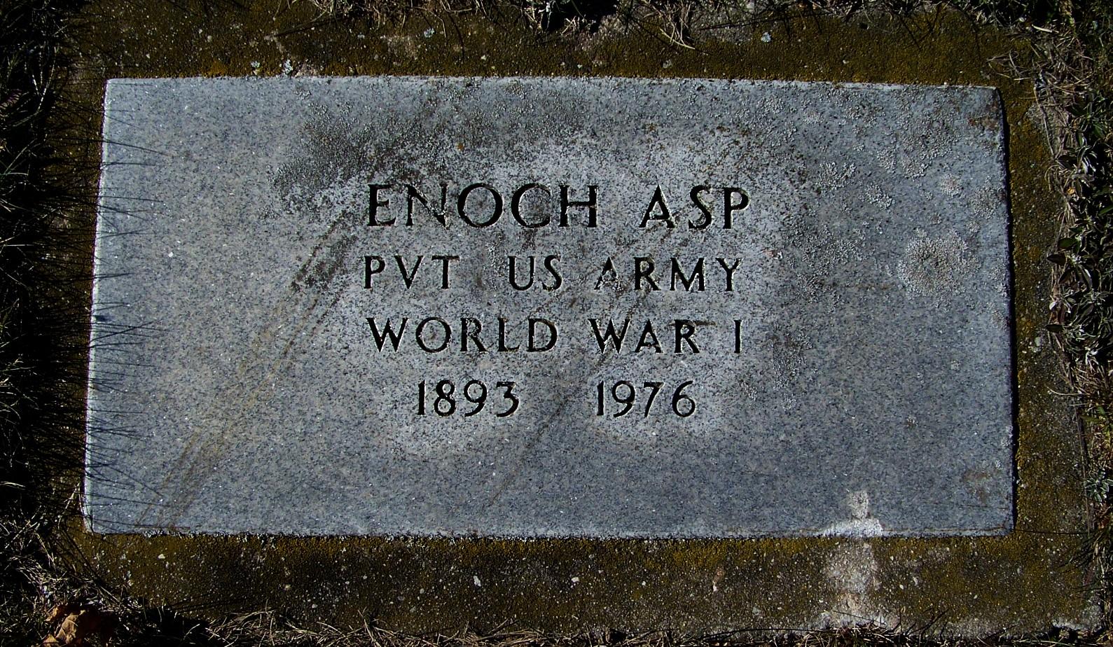 Enoch Asp